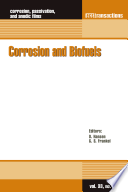 Corrosion And Biofuels Book PDF