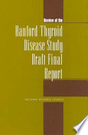 Review of the Hanford Thyroid Disease Study Draft Final Report