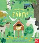Who s Hiding on the Farm  Book