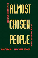Pdf Almost Chosen People Telecharger