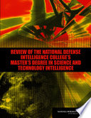 Review of the National Defense Intelligence College's Master's Degree in Science and Technology Intelligence