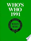 Who's Who, 1991