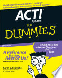 Act By Sage For Dummies