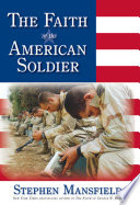 The Faith Of The American Soldier PDF