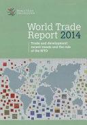 World Trade Report 2014 Book PDF