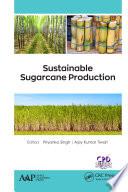 Sustainable Sugarcane Production Book