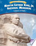 Martin Luther King  Jr  National Memorial