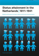 Status Attainment in the Netherlands, 1811-1941 ebook