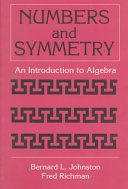 Numbers and Symmetry