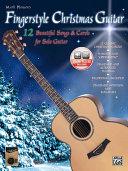Mark Hanson's Fingerstyle Christmas Guitar