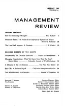 Management Review How To Mismanage Managers
