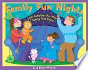 Family Fun Nights Book PDF