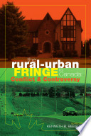 The Rural-urban Fringe in Canada