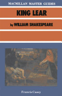 Cover of King Lear by William Shakespeare