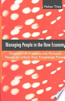 Managing People in the New Economy