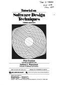 Tutorial on Software Design Techniques