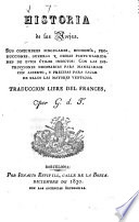 Historia de las avejas, sus costumbres singulares, economía, producciones, guerras y demas perticularidades de estos útiles insectos