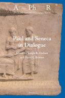 Paul and Seneca in Dialogue