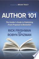 Author 101 Book PDF