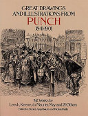 Great Drawings and Illustrations from Punch  1841 1901