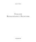 Italian Renaissance Painting Book PDF