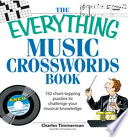 Everything Music Crosswords Book