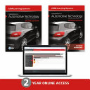 FUNDAMENTALS OF AUTOMOTIVE TECHNOLOGY   STUDENT WORKBOOK   2 YEAR FAT ONLINE ACCESS CARD PACK