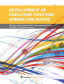 Development of executive function during childhood