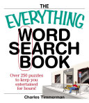 The Everything Word Search Book