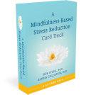 Mindfulness based Stress Reduction Card Deck