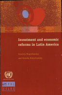 Investment and Economic Reform in Latin America