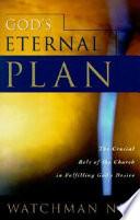 God S Eternal Plan