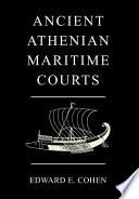 Ancient Athenian Maritime Courts