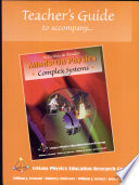 Minds on Physics  Complex systems