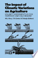 The Impact of Climatic Variations on Agriculture