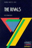 The Rivals  Richard Brinsley Sheridan