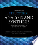 Structural Analysis And Synthesis Book PDF
