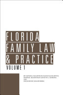 Florida Family Law & Practice