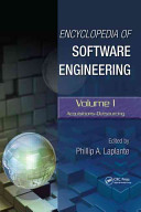 Encyclopedia Of Software Engineering Acquisitions Outsourcing