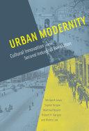 Pdf Urban Modernity Telecharger