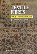 Handbook of Textile Fibres Book