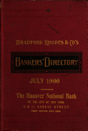The Bankers  Directory and Collection Guide