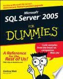 List of Dummies Sql Server E-book