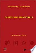 Chinese Multinationals Book