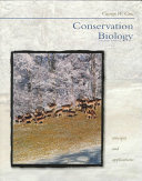 Conservation Biology Book