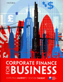 Corporate Finance for Business