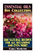 Essential Oils Big Collection