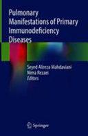 Pulmonary Manifestations of Primary Immunodeficiency Diseases