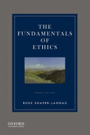 link to Fundamentals of Ethics in the TCC library catalog