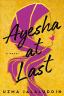 link to Ayesha at last in the TCC library catalog